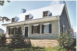 plan de maison style québécoise